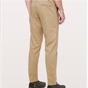 Lululemon commission pants size36